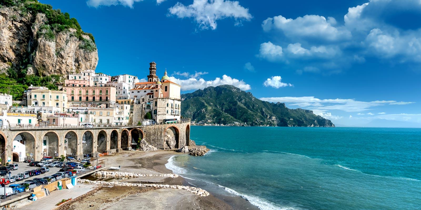 The city hotel plaza salerno for Due giorni in costiera amalfitana